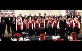 Μελωδικά Κάλαντα από τη Χορωδία του Ωδείου Ναούσης
