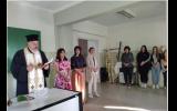 Αγιασμός στο ΔΙΕΚ Νοσηλευτκής  Νοσοκομείου Βέροιας