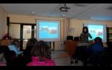 Εκπαιδευτική επίσκεψη στο Κέντρο Περιβαλλοντικής Εκπαίδευσης  Νάουσας  του 8ου Νηπιαγωγείου Νάουσας