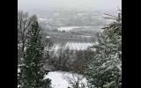 Ο παραμυθένιος χιονισμένος κάμπος της Νάουσας