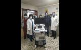 Ψηφιακός Έγχρωμος Υπερηχοτομογράφος στο Νοσοκομείο Νάουσας