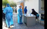 Στην περιοχή του Γηπέδου Νάουσας την Τετάρτη κλιμάκιο του ΕΟΔΥ, σε συνεργασία με τον Δήμο Νάουσας, για την διενέργεια rapid tests σε δημότες, με την διαδικασία  drive-through